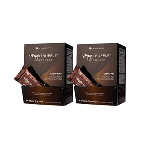 Picture of Plus One Promo - 2 Boxes Triple Truffle Chocolate (20 piece box)